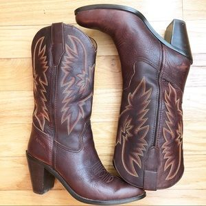 Sonora Western Cowboy/Cowgirl Boots Size 10